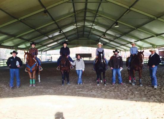 centro di equitazione madama