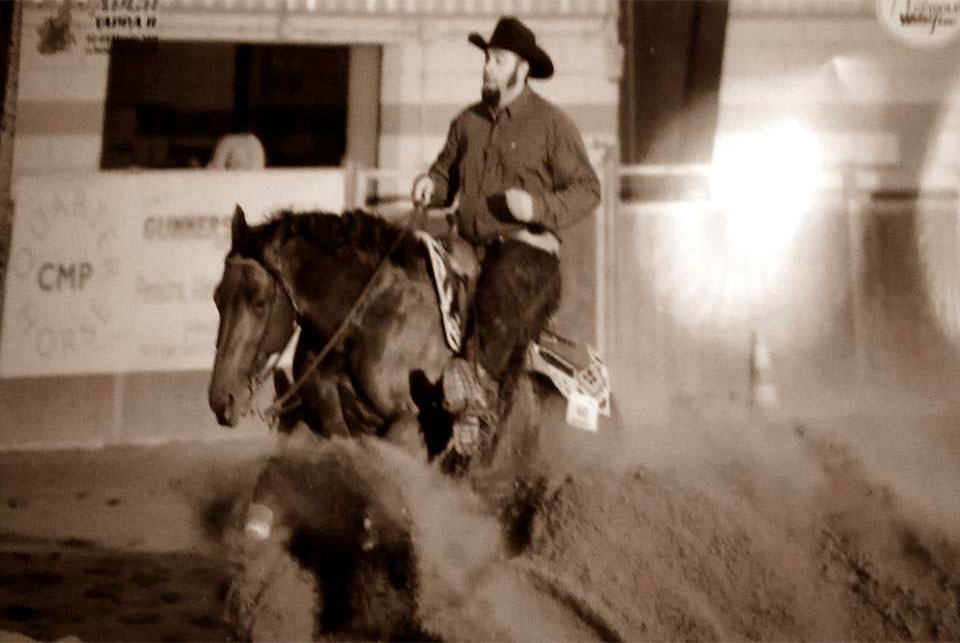 gara reining