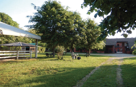 scuola di equitazione principianti
